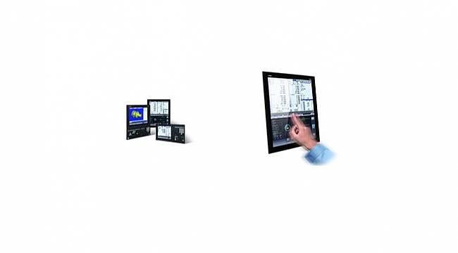 Mitsubishi Electric: Multi-touch özellikli ekranlar yeni nesil operatörler için...