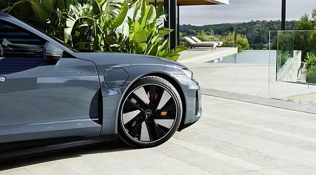 Elektrikli Audi E-Tron GT Quattro ve RS E-Tron GT ...