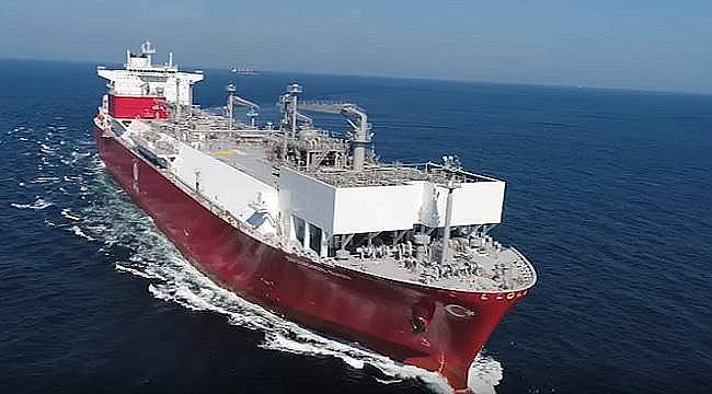 Energy news from Turkey... BOTAŞ's FSRU ship is coming!