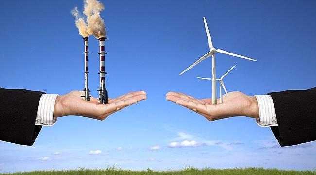 RÜZGAR enerjisi 1,1 milyar ton karbondioksit salınımını engelledi!