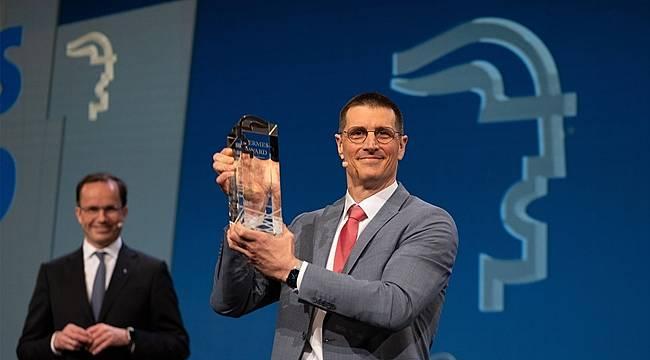 Bosch Rexroth: Elektrikli Su Altı Valf Aktüatörü ile 2021 Hermes Ödülü'nü...