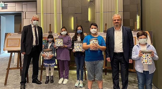 Çoruh Edaş'ın Çocuklarımızın Gözünden İş Sağlığı ve Güvenliği Temalı Resim Yarışması Sonuçlandı