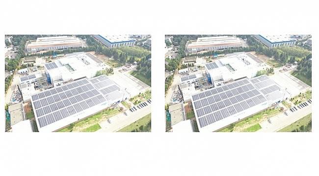 Novartis'e 2.006,4 kWp - Sandoz'a 825 kWp kapasiteli güneş enerji sistemi kurdu!