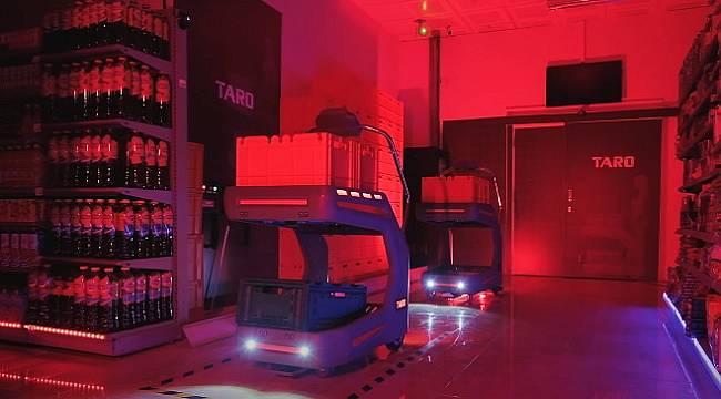 Türk mühendisler geliştirdi: Robot dünyada ilk...