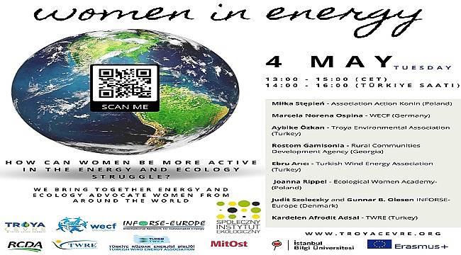 Women in energy...