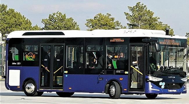 İTÜ Ayazağa Kampüsünde SÜRÜCÜSÜZ elektrikli otobüs servis hizmeti verecek!