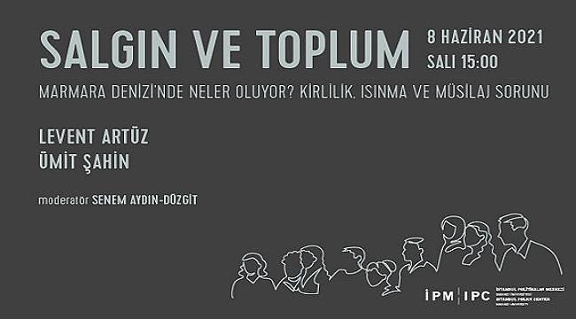 SABANCI ÜNİVERSİTESİ - Marmara'yı masaya yatırıyor - Kayıt için...
