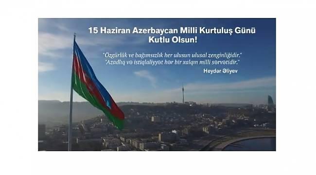 SOCAR Türkiye - Azerbaycan Milli Kurtuluş Günü kutlu olsun!