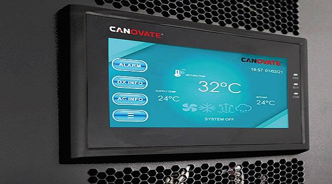Türk Mühendisler - Hassas Kontrollü Klima Cihazı üretti!