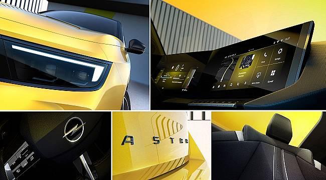 Yeni Opel Astra - Elektrikli hamlesi...