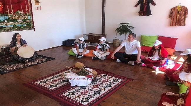 BOTAŞ - İstanbul'un ilk masal okulu!