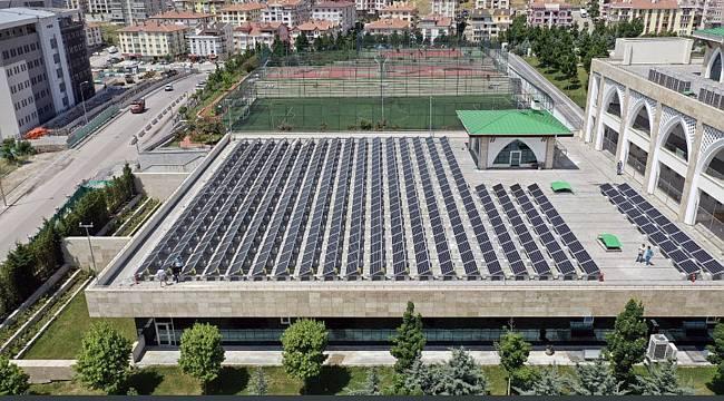 Elektrik faturasından 150 bin TL tasarruf sağlayacak - Güneş enerjisiyle...