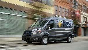 Ford Otosan - Elektrikli ve bağlantılı ticari araç üretim projelerine 2026 yılına kadar...