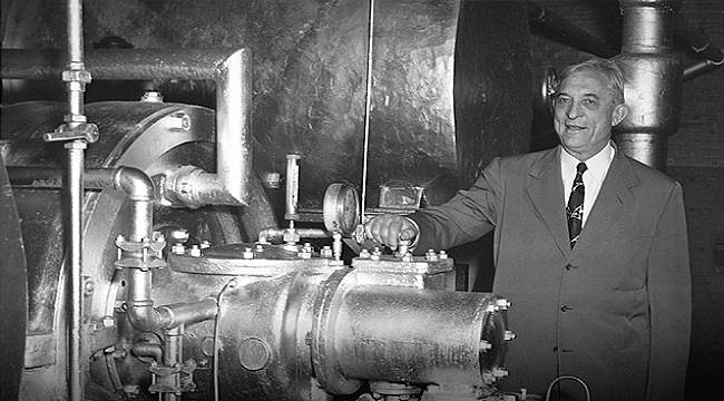 Klimanın mucidi Willis Carrier'ı andı!
