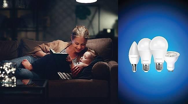 Panasonic LED Lamba Serisi'nde Enerji verimliliği...