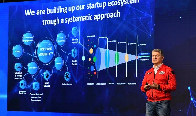 Elektrikli Oto TOGG CEO'su Karakaş - TEKNOFEST'te konuştu: Oyunun kuralını değiştiren start-up'lar radarımızda!