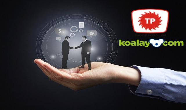 Türkiye Petrolleri ve Koalaycom iş birliği - Sigorta işlemleri artık TP Mobil'de!