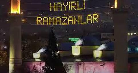 UEDAŞ: Hayırlı Ramazanlar