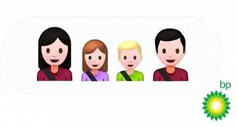 BP Türkiye:  Bizim için en önemli unsuru emojilerle anlattık