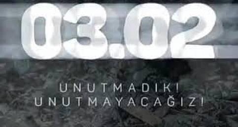 17 Ağustos 1999 Marmara Depremi'nde hayatını kaybedenleri, rahmet ve saygıyla anıyoruz