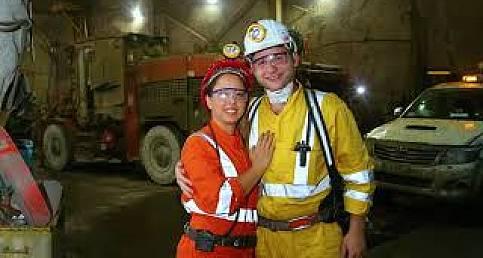 Çalışanların eşlerini madene indiriyor: NİYE Mİ?