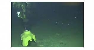 Tuna-1 Kuyusundaki sondajı gördünüz mü?