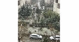 An itibariyle Ankara - Yoğun Kar Yağışı - VİDEO'LU