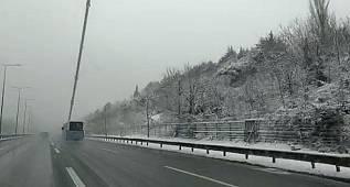 İstanbul'da son durum - Kar yağıyor!