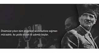 19 Mayıs - Uludağ Elektrik Dağıtım hazırladı!