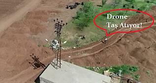Dron ile kaçak elektrik tespiti!
